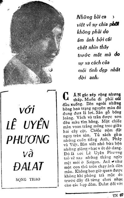 le uyen phuong